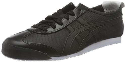 Onitsuka Tiger Herren Mexico 66 Sneaker, Schwarz (Black 1183a443-001), 39.5 EU