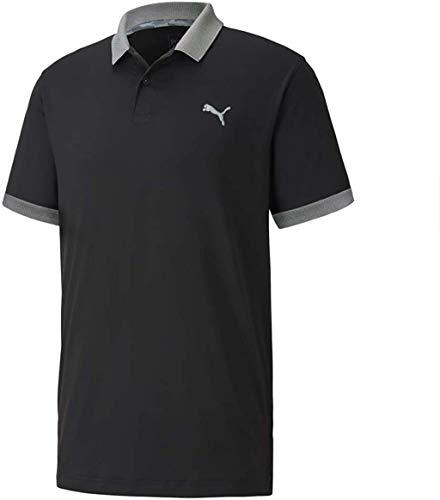 PUMA Golf 2020 Mens Lions Polo PUMA Black Medium