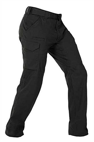First Tactical Velocity Tactical Pantalon Noir, 38/36