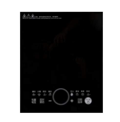 SJHSAIU Einbau-Induktionsherd, Haushalt High-Power-Desktop Eingelegten Einzelherd, 3500W Elektrischen Keramikofen, Intelligent Koch Brei Wokken Induktionsherd