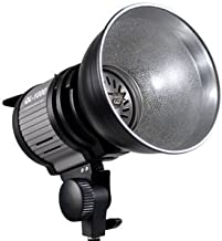 CowboyStudio Single 1000w Continuous Video Light Quartz/Halogen Light for Chromakey Green Screen
