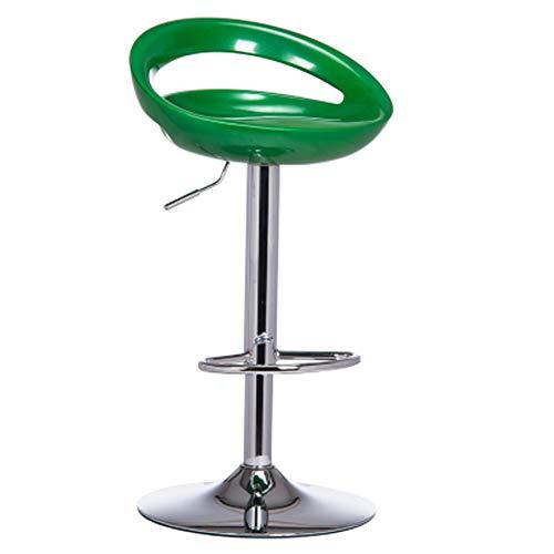 Bar draaibare stoel kinderstoel lift Europese bar stoel balie kassier stoel hoge kruk eenvoudige barkruk Large 9