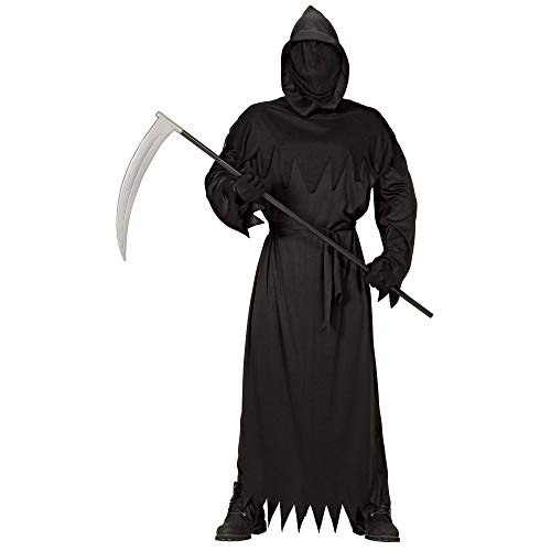 Widmann 07444 Erwachsenen Kostüm Sensenmann, mens, XL