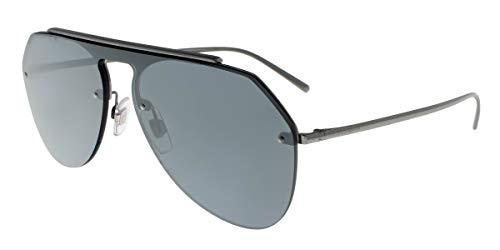 Dolce & Gabbana DG2213 Gunmetal/Grey Mirror Black One Size