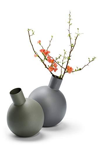 Philippi Balloon Vase - 20 (h) cm - pulverbeschichtet