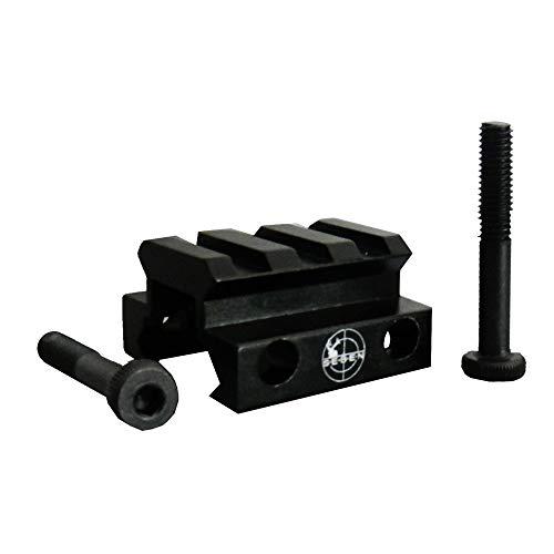 21mm Weaver Picatinnyschiene Kurzversion Erhöhung Zielfernrohr Montage RSM15