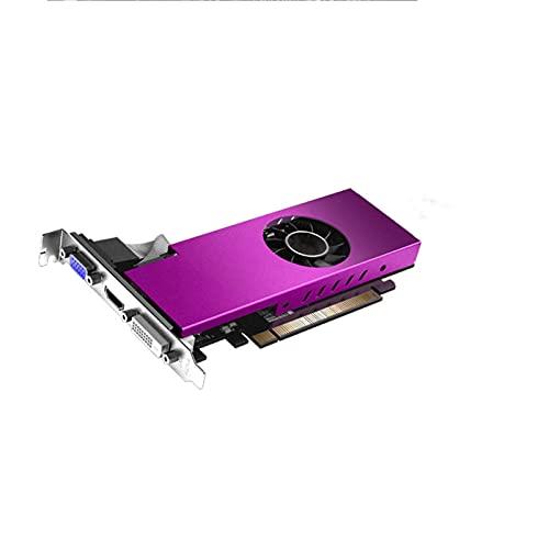 SYFANG Fit for Yeston RX560-4G D5 LP XL2 Tarjeta gráfica 14Nm 1200 / 6000Mhz 4G / 128Bit / GDDR5 VGA + HDMI + DVI-D Video PC Tarjetas gráficas para Juegos