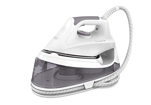 Rowenta Easy Steam Liberty generador de vapor, 2200 W, 1.2 litros, Color blanco y Lila