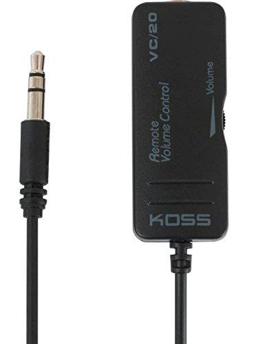 Koss 155954 VC20 Volume Control, Standard Packaging