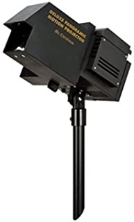 Mr. Christmas Panoramic Motion Projector 10 Holiday and Year Round Images with Adjustable Speeds