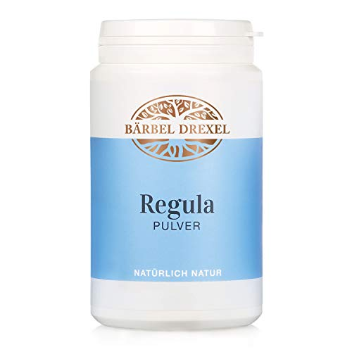 BÄRBEL DREXEL® Regula proszek 100% inuliny, naturalny proszek błonnika, korzeń cykorii (180 g), 100% wegańska produkcja Niemcy flora jelitowa, poziom cukru we krwi