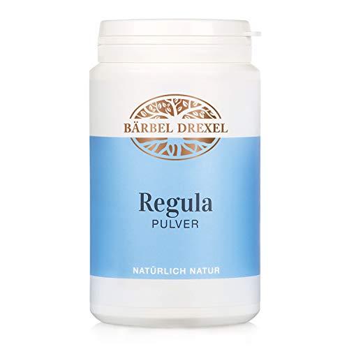 BÄRBEL DREXEL® Regula Pulver 100% Inulin, Natürliches Prebiotisches Ballaststoff-Pulver, Zichorienwurzel (180g) 100% Vegane Herstellung Deutschland Darmflora, Blutzuckerspiegel