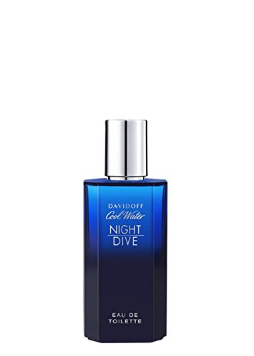 Davidoff Cool Water Night Dive EDT Vapo, 50 ml, 1er Pack, (1x 50 ml)