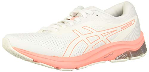 ASICS Damen 1012A724-101-7 Running Shoe, Blanco, 38 EU