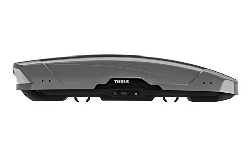 Thule 629600 Roof Boxes Motion XT Sport, Titan Glossy, gray