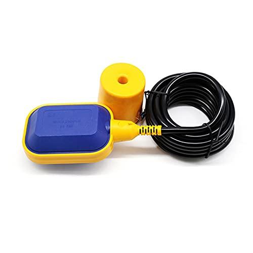 Válvula de ducha Sensor del controlador del nivel del agua del líquido del líquido del interruptor del cable del cable del cable del cable del cable con la válvula flotante de 2m 3m 4m 4M para la mang