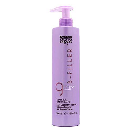 Dikson Glam B Füll-Shampoo, 500 ml