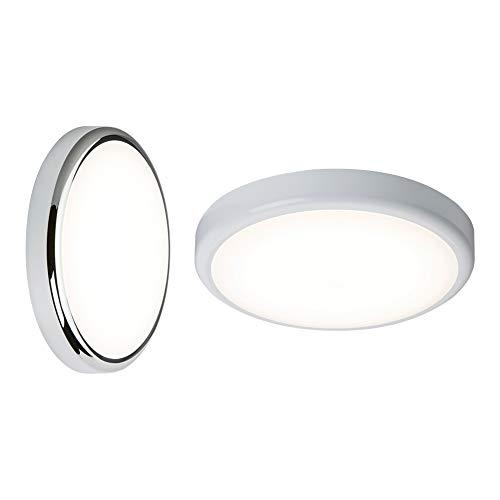 Knightsbridge BT20A Trade LED empotrable con sensor/función de atenuación, 4000 K, 230 V, IP44, 20 W
