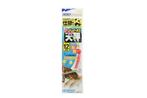 OWNER(オーナー) 82499 カレイ・キス天秤 12cm