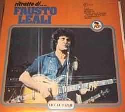 RB137 LP Ritratto Di Fausto Leali VINYL