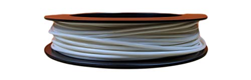 Fillamentum Flexfill 98A 1.75mm Mini Filament Spool, Diameter Tolerance +/- 0.1mm, 50g, Traffic White