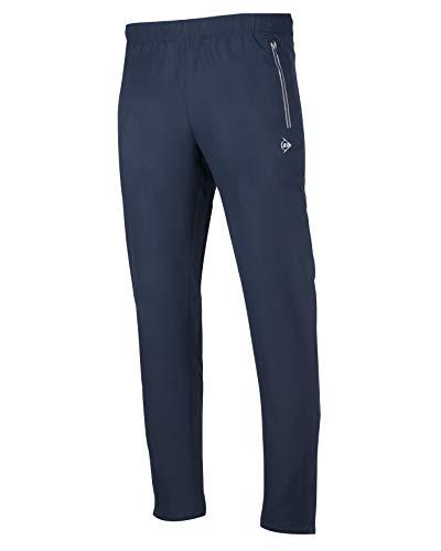 Dunlop Herren Club Line Men Tracksuit Trouser, Navy, XL