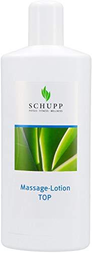 Schupp Massage-Lotion top Sparpaket 6x1 Liter Flasche, inkl
