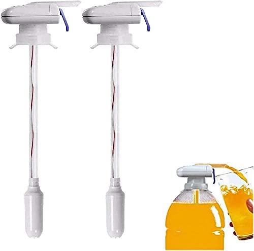 ADWA Dispensador automático de bebidas Magic Tap, dispensador de leche para galón, dispensador automático de agua de succión de zumo, 2 unidades