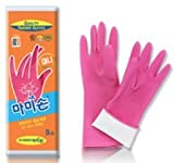 Mamison Rubber Gloves – 2 Pack