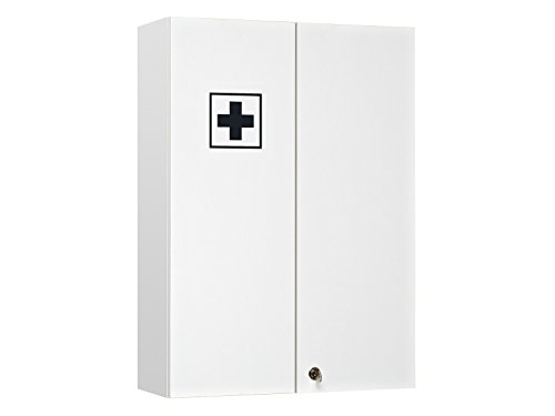Medizinschrank Arzneischrank Medikamentenschrank Hausapotheke Badmöbel Adan I 50 cm