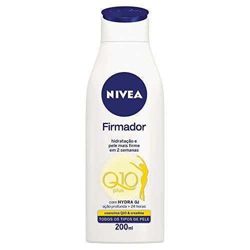 Hidratante Desodorante Nivea Firmador Q10 + Vitamina C Todos Os Tipos De Pele 200Ml, Nivea