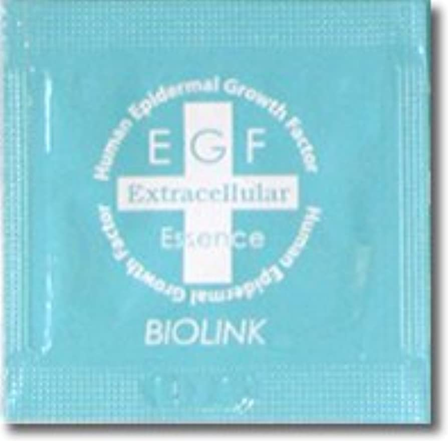 七面鳥構造蚊バイオリンク EGF エクストラエッセンス 分包 30個+1個おまけ付きセット