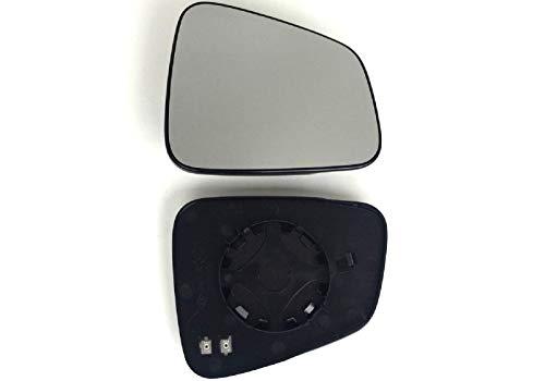 Pro!Carpentis Spiegel Spiegelglas rechts kompatibel mit MOKKA und TRAX ab Baujahr 2012 elektrisch verstellbar und beheizbar Beifahrerseite toter Winkel