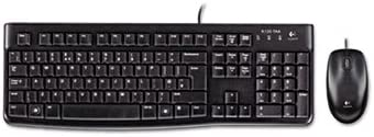 MK120 Wired Desktop Set Keyboard USB TAA 2021 autumn and winter new Mouse Special Campaign Compliant