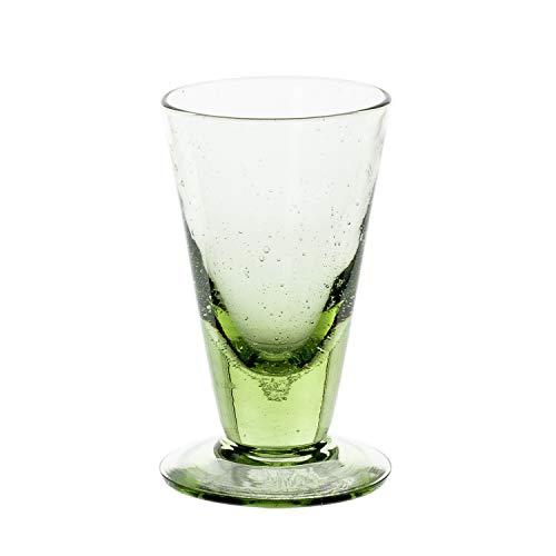 Original Thüringer Waldglas Goethes Musen AMALIA-Glas 11 cm 0,07 l Geschenkset 2 Stück im Geschenkkarton