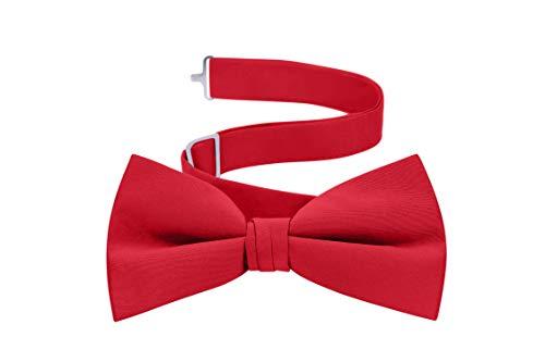 Children's Bow Tie for Boys & Girls (Red)