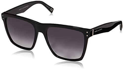 Marc Jacobs Marc 119/S 9O 807 54 gafas de sol, Negro (Black/Dark Grey Sf), Unisex-Adulto
