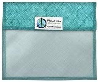 Planet Wise Window Sandwich Bag, Drip Drop