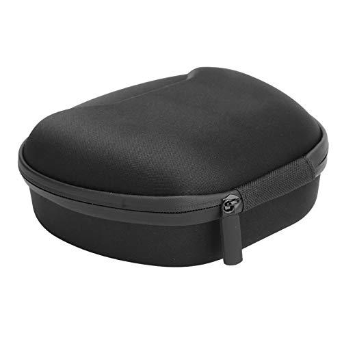 Game Controller Tragetasche, EVA Hartschalen-Aufbewahrungstasche Game Handle Travel Hülle Schutzhülle für Sony PS5 Gamepad - Schwarz