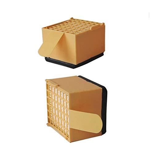 Partes de repuesto 2 unids filtros elemento ajuste para Vorwerk Kobold VK135 VK136 Partes de aspirador accesorios
