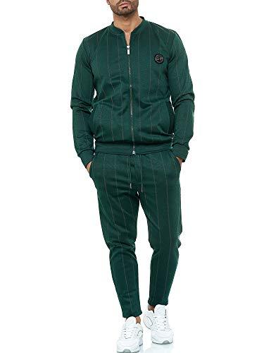 Red Bridge heren joggingpak vrijetijdspak sweat suit set jas broek jogger