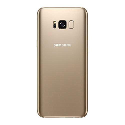 Samsung Galaxy S8+ Dual Sim SM-G9550 128GB / 6GB - Factory Unlocked, International Model, No Warranty, GSM ONLY (Midnight Black)