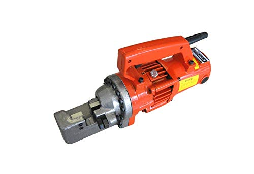 "CCTI Portable Rebar Cutter - Electric Hydraulic Cut Up to #7 7/8"" Rebar and Round Bar(Model: RC-227C)"