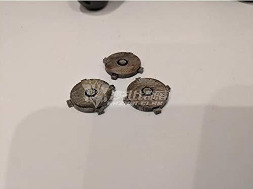 GLOOMHAVEN TRPG miniatuur match alle gangbare bordspel 3D token scene tools vallen modellen figuren beeldje, 3 stuks vallen B