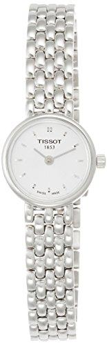 Tissot Damen-Armbanduhr Lovely T0580091103100