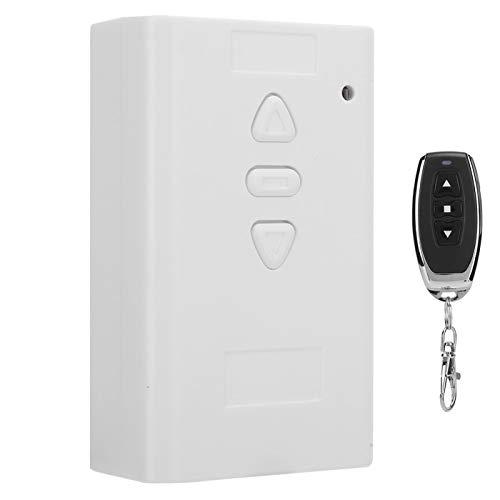Controlador de Voltaje Amplio, 12V-36V, Interruptor de Control Remoto inalámbrico de Puerta y Ventana, fácil de Instalar,