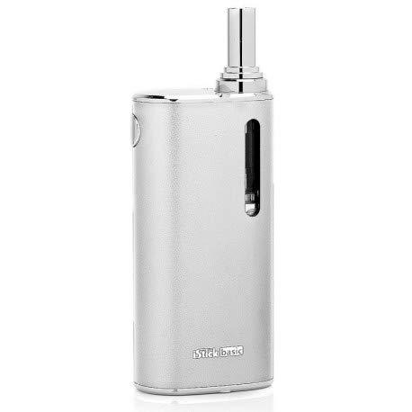 Eleaf iStick Basic Full Kit pronto 2300mAh colore SILVER (Prodotto Senza Nicotina)
