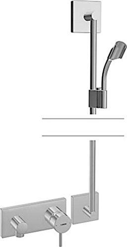 Hansa Fertigmontageset HANSAMATRIX 44873010 Inst.01, Stela,für Unterputz-Brause-Einhebelmischer, verchromt