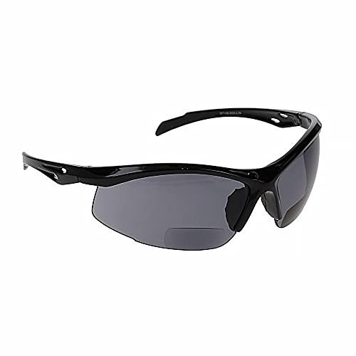 Tipo libro con función de gafas de sol deportivas Bifocal sobre la seguridad de los de la lectura de lupa para SB-9000 diseño con efecto desenfocado de