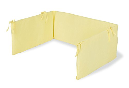 Pinolino 650002-4 Nestchen Jersey, gelb